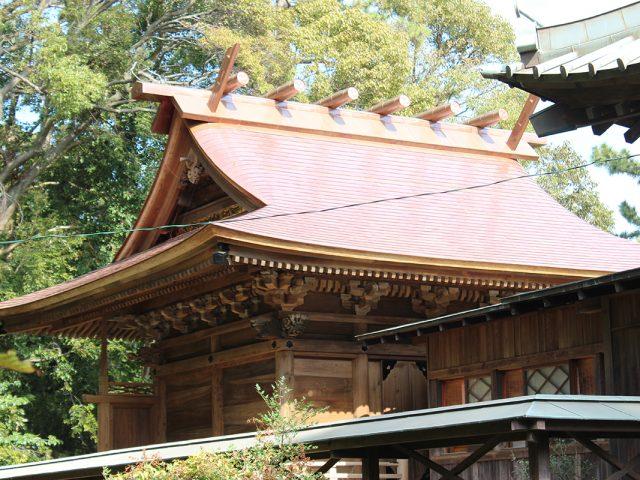 神社・お寺・歴史的建造物